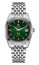 Rado Golden Horse Auto Limited Edition ST Steel Green Dial Men's Watch R33930313