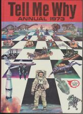 **1973 TELL ME WHY ANNUAL** Fleetway Annuals (IPC Magazines Ltd., 1972)