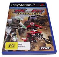 MX Vs ATV Untamed PS2 PAL *Complete*