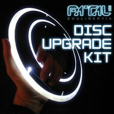 Tron Identity Disc Deluxe Upgrade Kit - DYI, Multiple Colors avail. Costume Disk