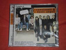 IL MEGLIO DI: I CAMALEONTI- i nuovi angeli- CD -musicale-da collezione-sigillato