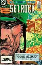 Sgt. Rock # 395 (all Joe Kubert issue) (USA, 1984)