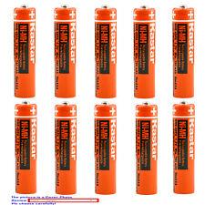 Kastar Ni-MH Battery for Panasonic  KX-TGD394 KX-TGDA20 KX-TGDA20M1 KX-TGDA20N