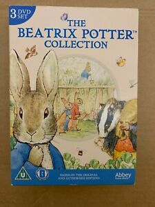 The Beatrix Potter Collection - The World Of Peter Rabbit & Friends, DVD Box Set