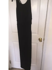 Adrianna Papell Black Evening Dress Size 12 EXCELLENT!