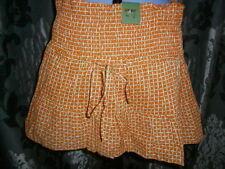 Cotton Hippy, Boho Floral Plus Size Skirts for Women