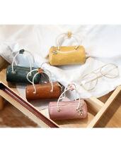 Fashion Women Mini Oil Wax Handbag Clutch Bags Tote Purse Hobo Satchel Bag New