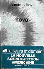 Samuel Delany, Michel Deutsch / Nova Signed 1st Edition 1968