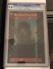 Sandman #8 CGC 9.8 NM/M Neil Gaiman 1st Appearance of DEATH 1989 White Pages!!!