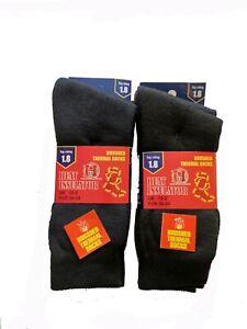 3 Pairs Mens Kids Children Boys Girls THERMAL SOCKS Warm Winter Socks Soft Sizes