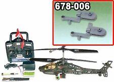 Ricambi Elicottero Porta Pale Rotore Superiore 678-006 578-006 Apache Dragonfly