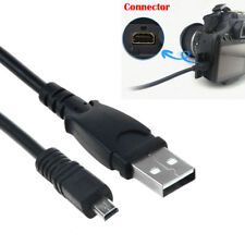 3ft USB PC Data Sync Cable Cord for Sony Alpha DSLR-A200 K DSLR A200 kit Camera