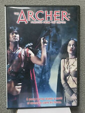 The Archer Fugitive From The Empire Dvd Sword And Sorcery 1980'S Fantasy Movie