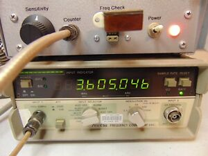 3605.2 KC 80 meter Ham Radio FT-243 vintage Crystal