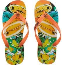 Just Cavalli women's multicolour flip flops size 5UK (38EU)