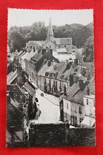 SAULIEU VUE PANORAMIQUE 1956 COTE D'OR BOURGOGNE