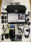 Tri-Tronics Trashbreaker G3 EXP Dog Training System w/ Chargers and Hard Case