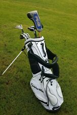 Golf Club Set with Taylormade Bag (Ping, Mizuno,Adams Golf) 10 clubs