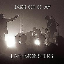 Live Monsters von Jars of Clay | CD | Zustand sehr gut