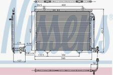NISSENS 94282 AC Kondensator Mercedes W202 93