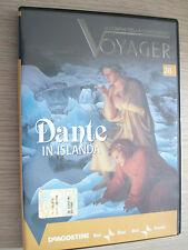 DVD N°28 DANTE IN ISLANDA VOYAGER AI CONFINI DELLA CONOSCENZA