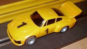 STROMBECKER BACHMANN SUPERTRAX PORSCHE  SLOT CAR 1/32 NOS