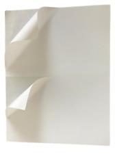 50 8.5 x 5.5 Economy Series Half Sheet Shipping Labels self adhesive