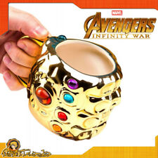 Tazza Infinity Gauntlet Guanto di Thanos Avengers Infinity War Endgame  ceramica