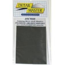 "DETAIL MASTER Polishing Abrasive 8000 Grit (4""x3"")  DET9008"