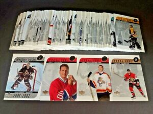 2002-03 UPPER DECK YOUNG GUNS & MS SP  SERIES 1 & 2  FINISH YOUR SET YOU PICK