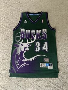 adidas Ray Allen Milwaukee Bucks NBA Fan Apparel & Souvenirs for ...