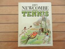 John Newcombe -  Bedside Tennis - 1983