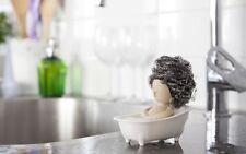 PELEG DESIGN Soap Opera Schwammhalter NEU/OVP Küchenschwamm Stahlwolle Halter