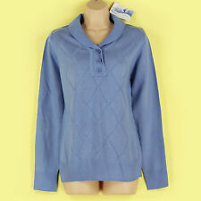 Women's Acrylic Button Long Sleeve Jumpers & Cardigans