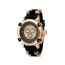 Black Rose Gold Barrel Designer Fashion Watch Geneva Silicone Band Men Sports