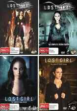 Lost Girl - Complete Seasons 1 - 4 - NEW DVD