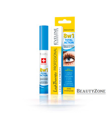 EVELINE 8 IN 1 TOTAL ACTION CONCENTRATED EYELASH SERUM