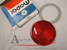 1961-71 Dodge truck tail lamp lens A100 D100-300 nos 2808988