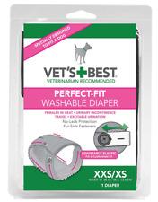 Vets Best perfect-fit Washable Diaper XXS/XS