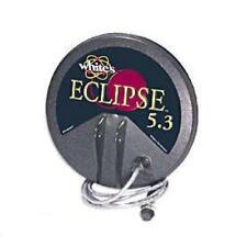 Whites Eclipse 5.3 6x6 Search Coil V3i,Vx3,Dfx,Mxt, & M6 801-3240
