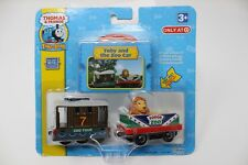 THOMAS AND FRIENDS TAKE ALONG TOBY AND THE ZOO CAR TARGET EXCLUSIVE