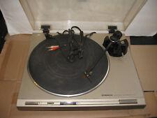 Vintage Pioneer PL-4 Auto Return Direct Drive Turntable Record Player 3MC Japan