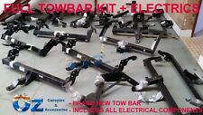 NEW Heavy Duty Towbar Kit (1250kgs) Toyota Hiace LWB Van TOW BAR (05/05 - 2018)