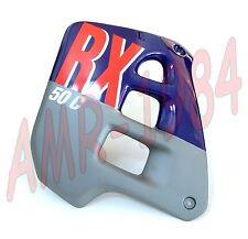 CONVOGLIATORE RADIATORE SX APRILIA RX 50 1994 VERNICIATO BLU GRIGIO  AP8231930