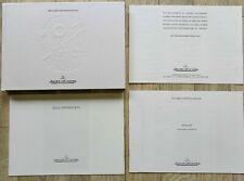 UW646) Jaeger LeCoultre Uhren der Manufaktur 1991 Katalog Brochure + Preise 1992