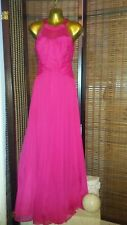 Coast Long Silk Maxi Dress Size 6 Worn once
