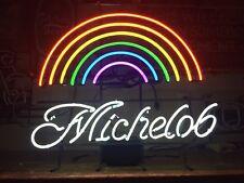 Rare Michelob Ultra neon sign beer light pride Lgbtq Castro district