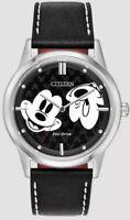 BRAND NEW Citizen Eco Drive FE7060-05W Disney Mickey Mouse