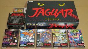 Atari Jaguar Games Controllers & Consoles Big CHOICE * Only pay 1 Shipping