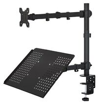 EZM LCD Monitor/Notebook Extension Arm Mount Stand Desktop Clamp (002-0013)